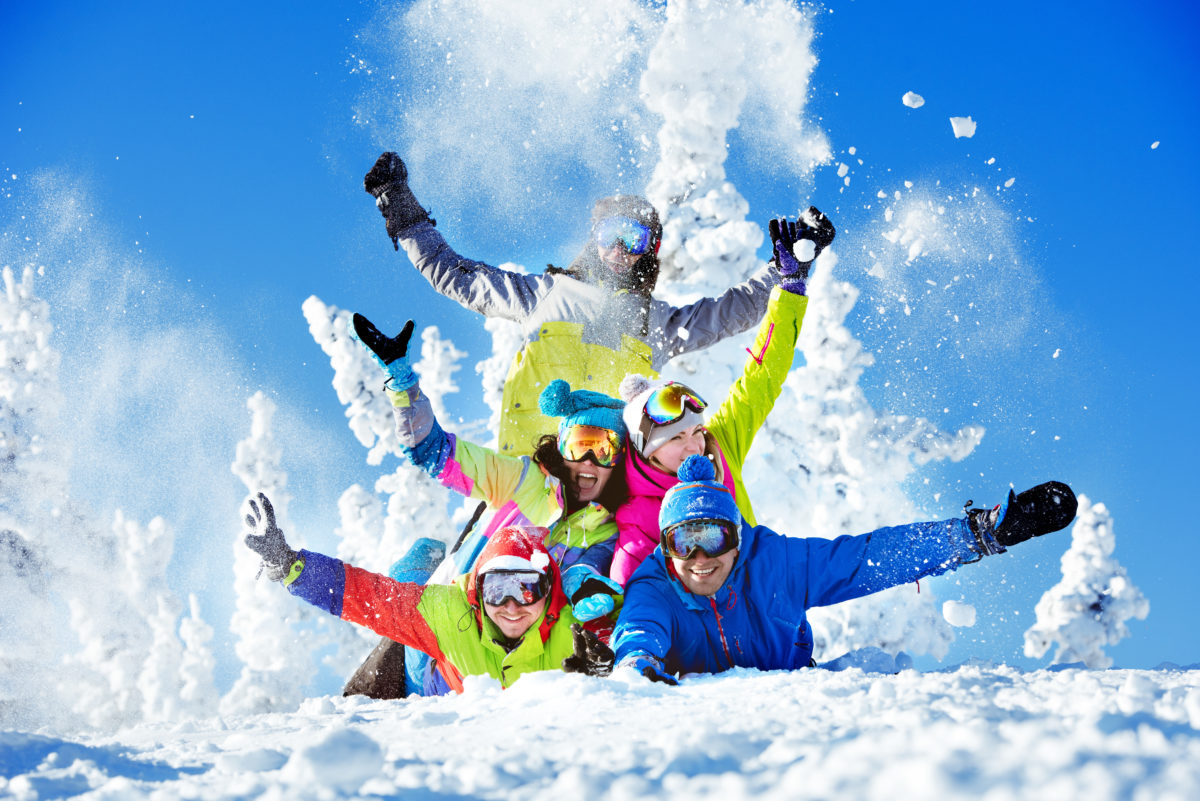 Penticton Winter Activities